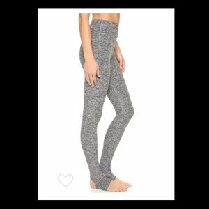 Beyond Yoga Spacedye Stirrup Legging - S